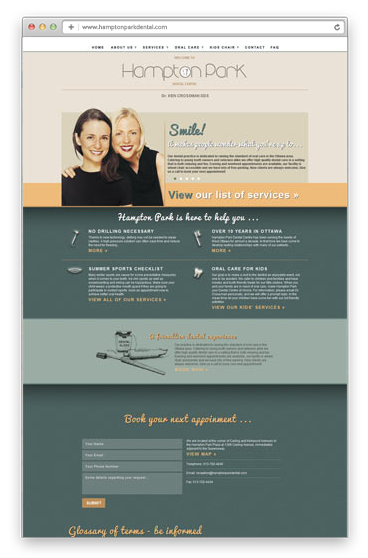 custom-wordpress-dentist-website-idesignstuff