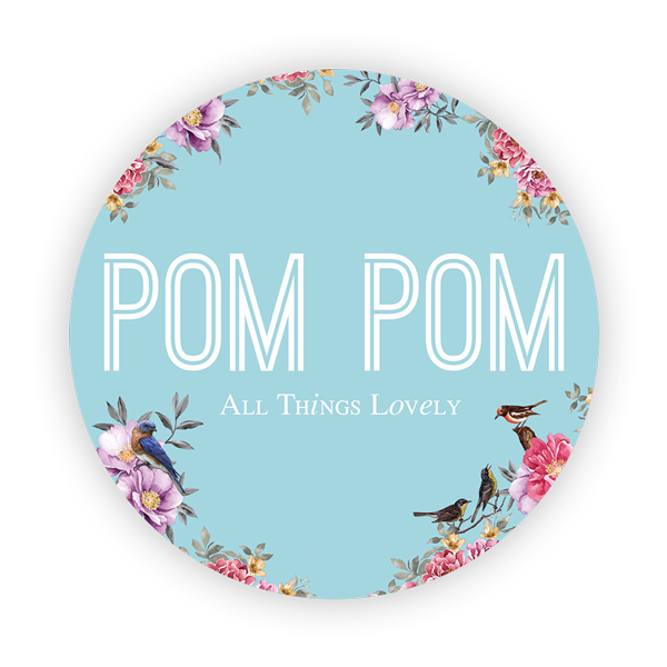 Pom Pom Boutique – Branding & Logo Design for Fashion Retail